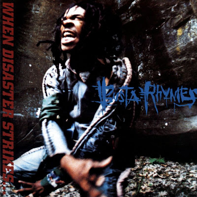 hip hop rapper busta - second album busta - whe disaster strikes