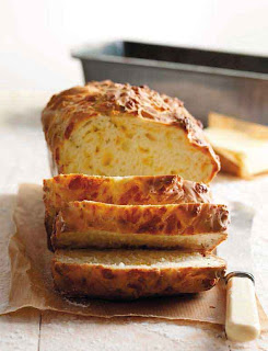 Buttermilk and Cheddar Bread