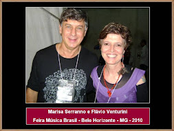 Marisa Serranno e Flávio Venturini - FMB 2010