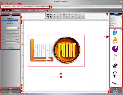 Como fazer uma logo marca no logomaker?