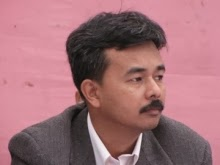 GTF general secretary Munish Tamang