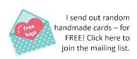 FREE happy mail!