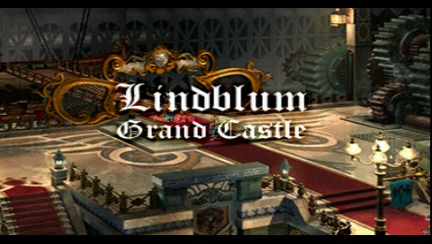 Final Fantasy IX, Lindblum, Grand Castle