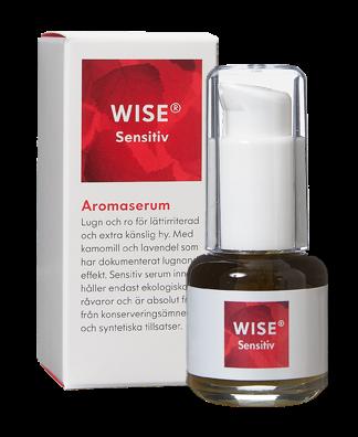 Naturalne serum do cery wrażliwej,