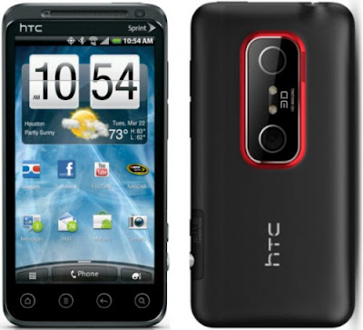 HTC Evo 3D Vs Evo View 4G : Review & Specs Comparison