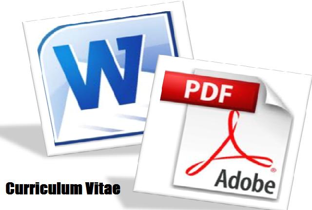 """Tips Cara Membuat CV """"Curriculum Vitae"""" Yang Baik Dan Benar"""