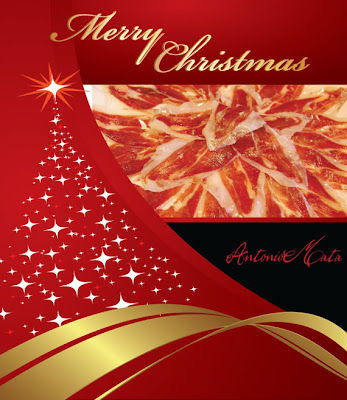 antonio mata sl your spanish gourmet wish you a merry christmas and a happy new year 2012