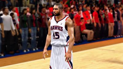NBA 2K13 Al Horford Player Update
