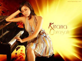 Foto syur dan seksi Kirana Larasati