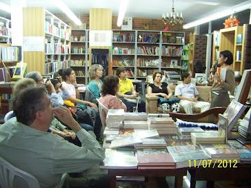 Charlas y poesía ambiental en Kalathos