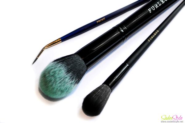 Furless Cosmetics Makeup Brushes - Review