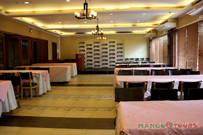Mango Tours - The Aristocrat Restaurant: Function room