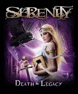 Serenity - Death & Legacy 2011 (Free Download Album-Mp3-Tracklist-Review) border=