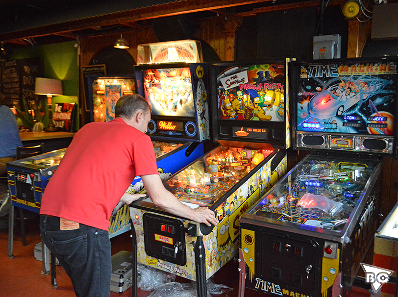 TILT Arcade Bar