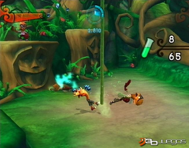 Crash of the Titans - Crash: Lucha de Titanes - PS2 - Español