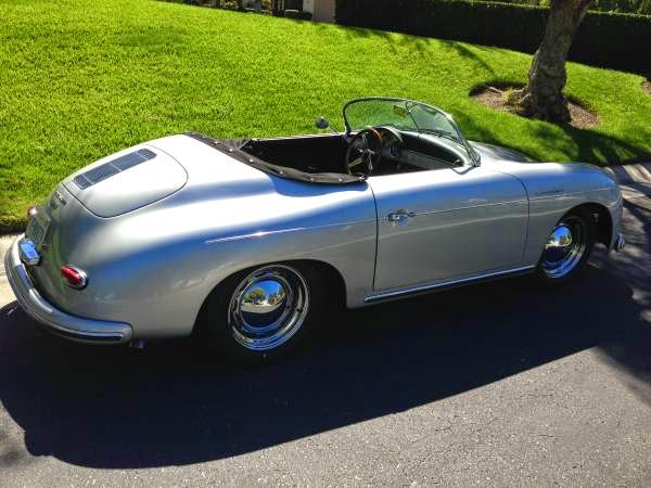 1956 Porsche Speedster For Sale Buy Classic Volks