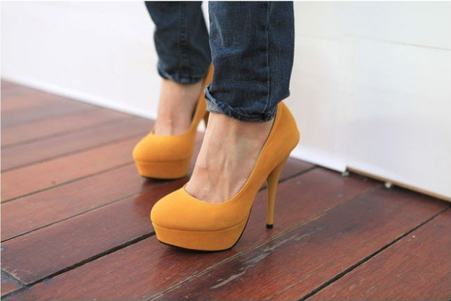 health and fitness type how to wear high heels
