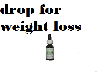 Use Homeopathic Drops For Weight Loss