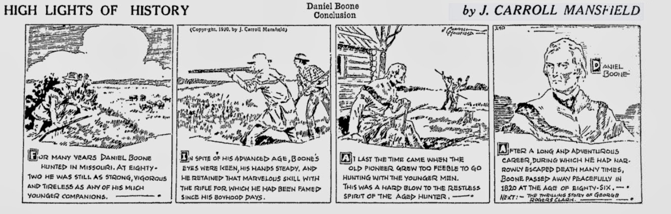 research papers on daniel boone Find out more about the history of daniel boone, including videos, interesting articles, pictures, historical features and more get all the facts on historycom.