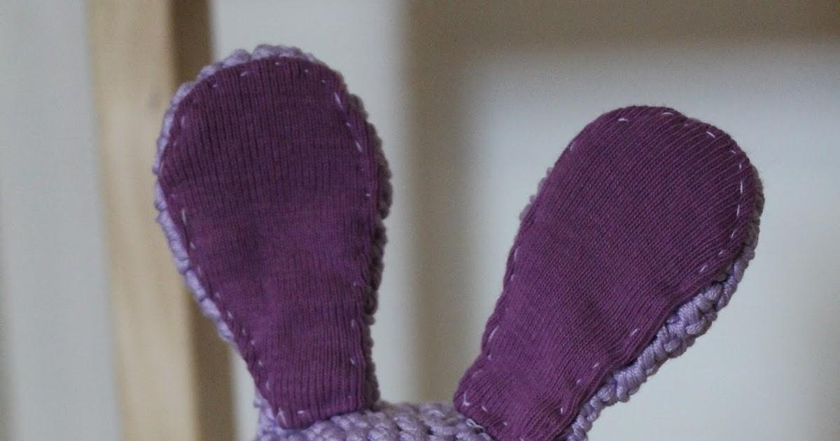 Amigurumi Ohjeita Netissa : Ninnan Aittavilla: Amigurumi - pupu