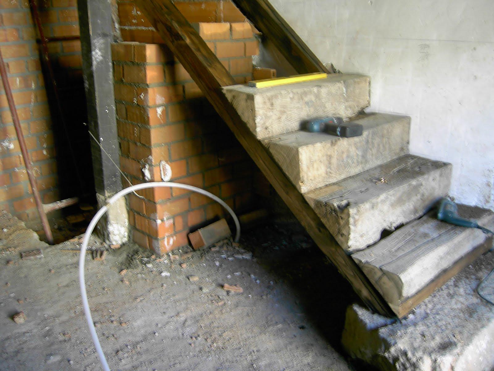 Carpinteria de madera corriols artesanos de hervas escaleras - Escaleras de madera rusticas ...
