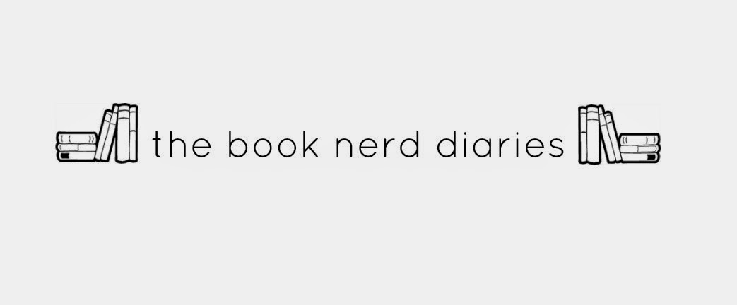 The Book Nerd Diaries