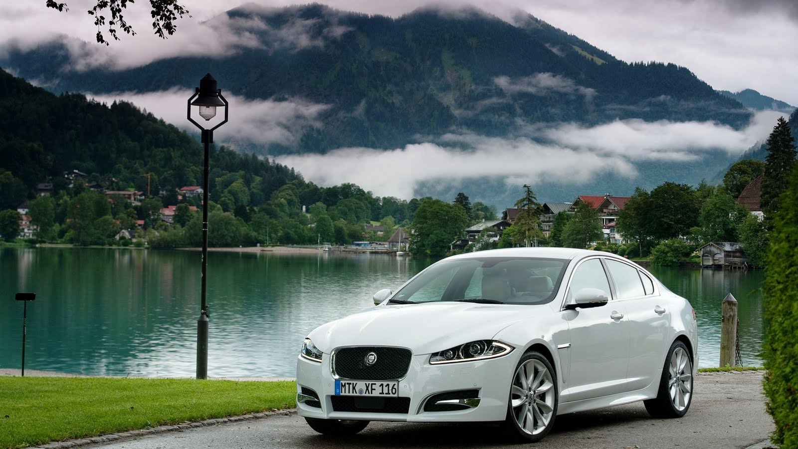 Full HD Exotic Car Wallpapers Jaguar XF
