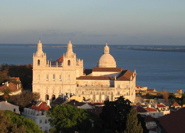 Igreja e Mosteiro São Vicente de Fora, Lisboa