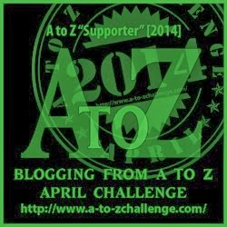 A-Z Blogging Challenge- 2014
