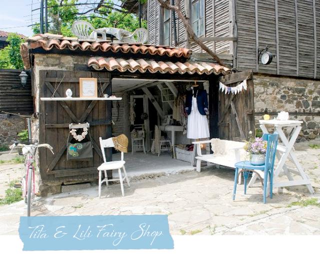 La tienda de Tita y lili