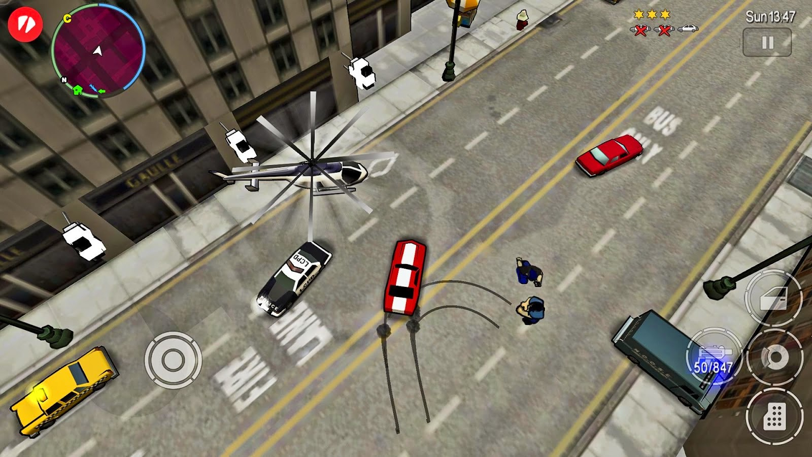 Grand Theft Auto: Chinatown Wars ya disponible para Android e iOS