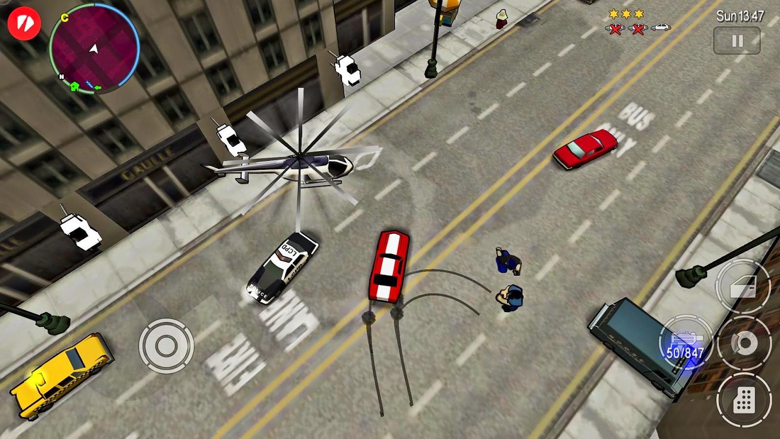 Grand Theft Auto: Chinatown Wars ya disponible para Android e iOS