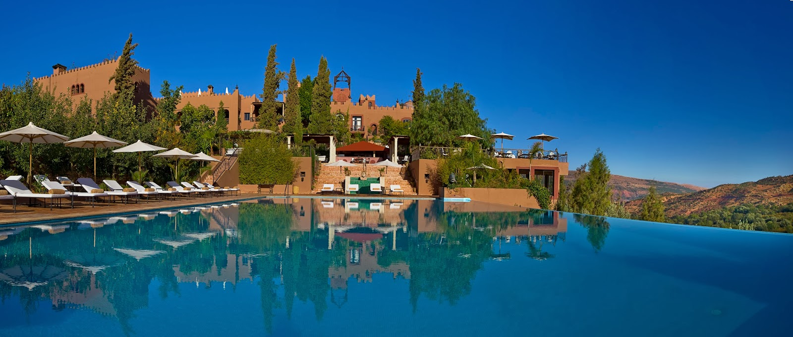 Hotel in Marrakesch - Ritz Reisen