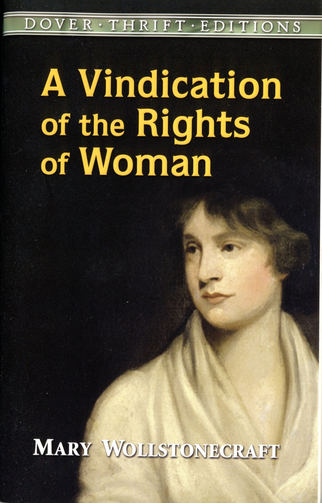 Mary Wollstonecraft Vindication Rights Woman