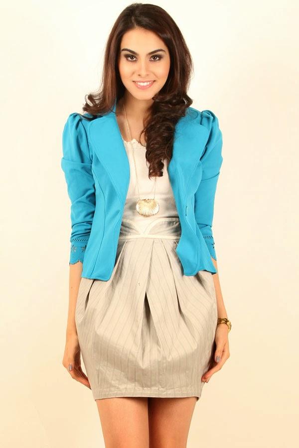 blazer wanita terbaru