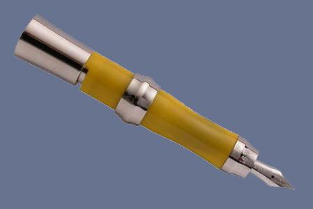 Yellow Ballpoint Pen4
