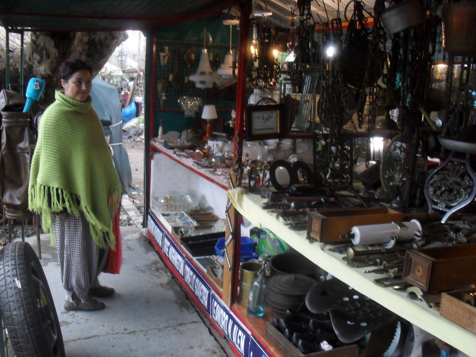 Brocanter A Turismo Brocante Mercados De Pulgas Del