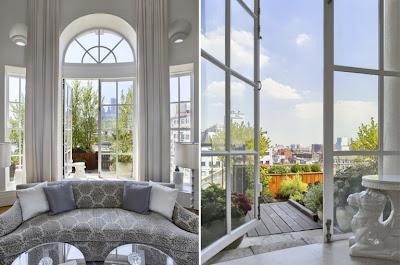 New York Rooftop Gardens by Charles de Vaivre Seen On www.coolpicturegallery.us