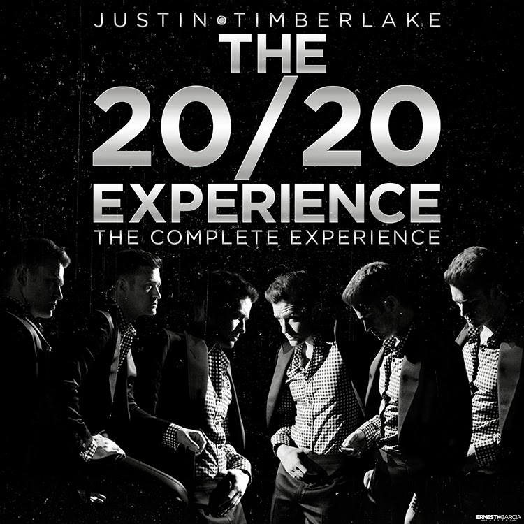 justin timberlake the 2020 experience deluxe edition