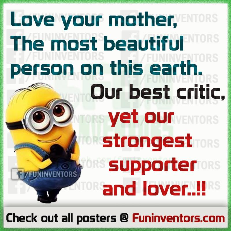 Love your mother quote
