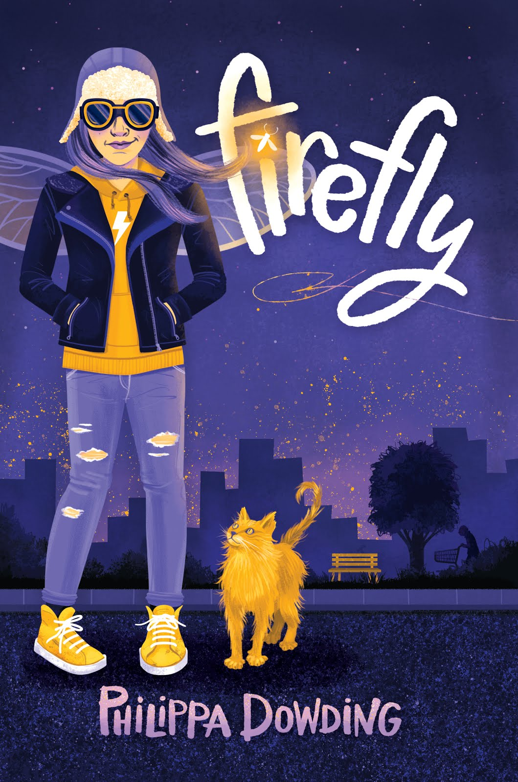 FIREFLY is coming February 2021 from DCB Young Readers!