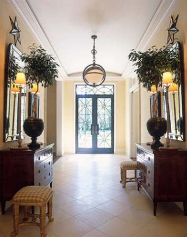 Beachrose Ramblings: What Does Your Foyer's Style Say About YOU?