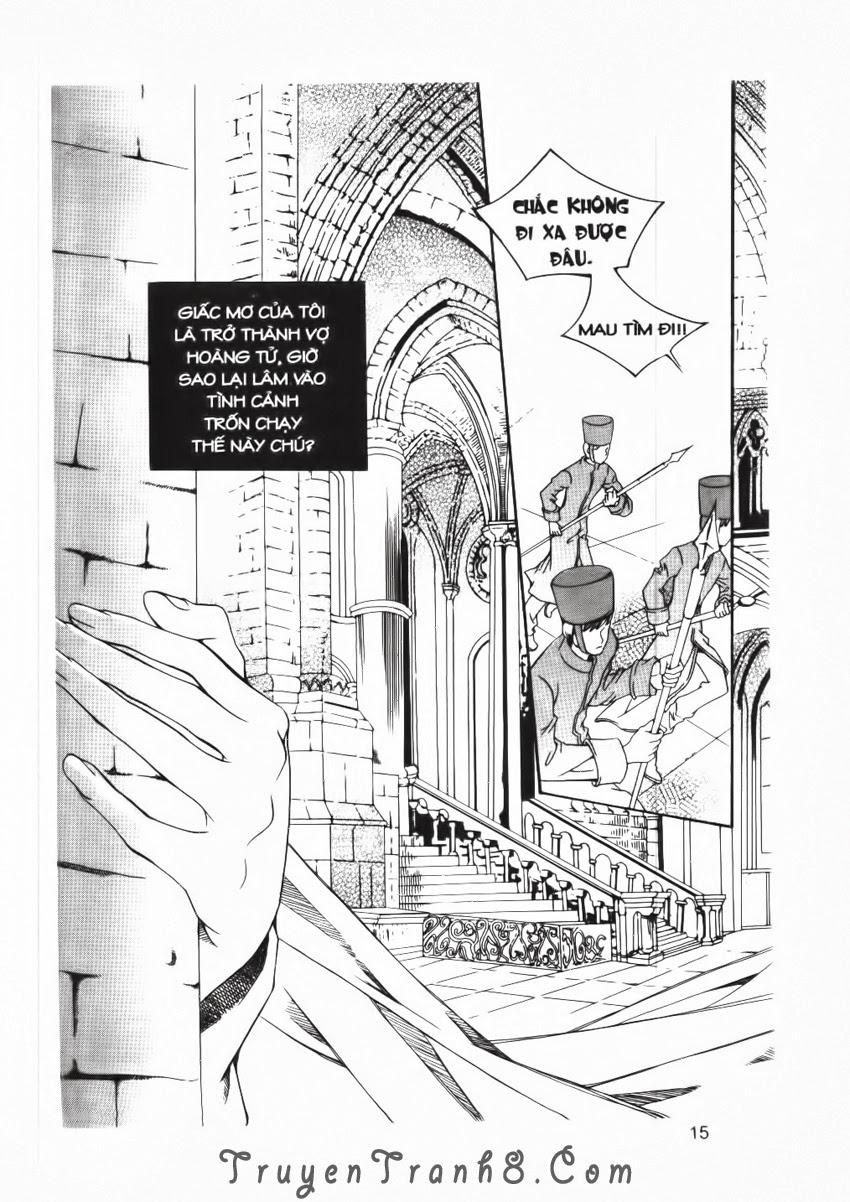 A Kiss For My Prince - Nụ Hôn Hoàng Tử Chapter 17 - Trang 16