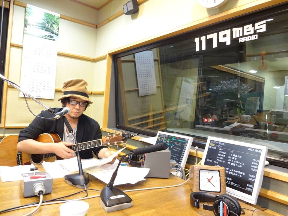 TOZY Blog: MBSラジオ1179 月極...