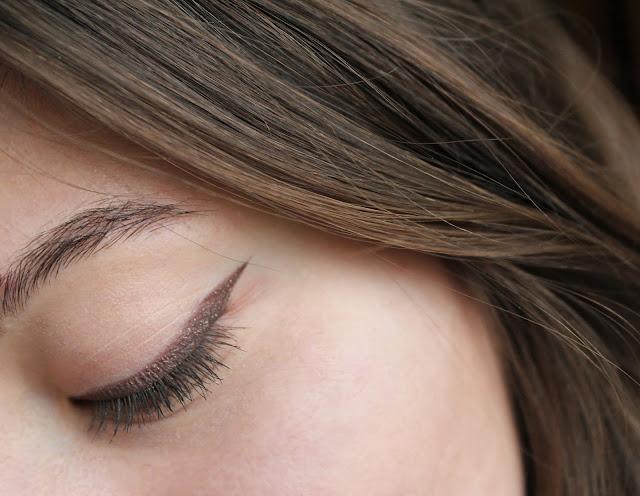 kahve eyeliner