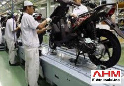 PT Astra Honda Motor - D3, S1 Engineer, Officer, Analyst Astra Group