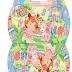 Strawberry Shortcake Bebé: Cajas Almohada para Imprimir Gratis.