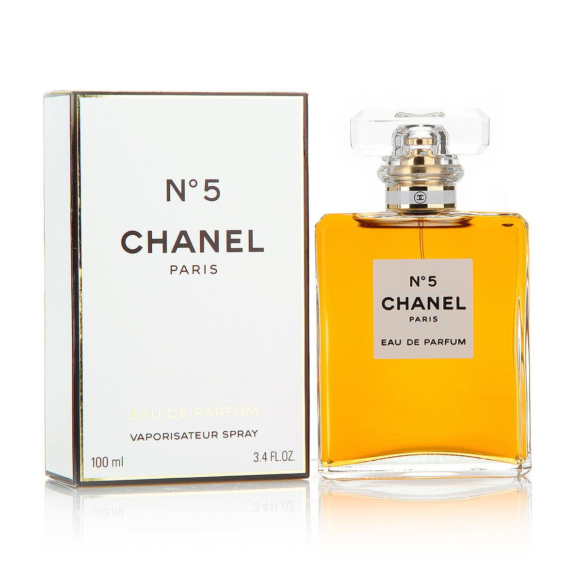 new chanel no 5 eau de parfum full size retail packaging shopping heaven dot net. Black Bedroom Furniture Sets. Home Design Ideas