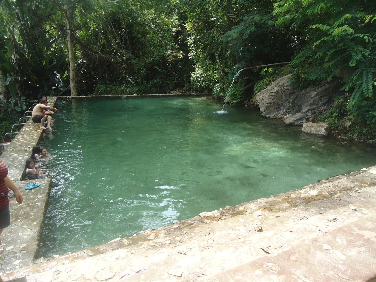 Blog do alderi garimpo das pedras e a beleza da piscina for Piscina natural de fontcalda