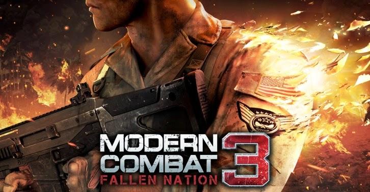 Modern Combat 3: Fallen Nation v1.1.4g APK